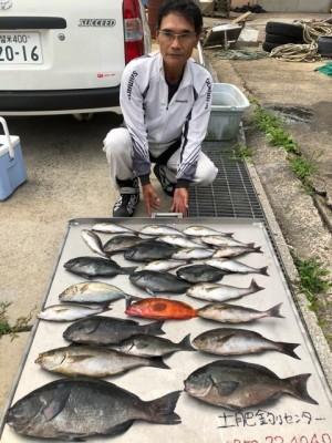 土肥釣りセンターの2018年9月23日(日)2枚目の写真