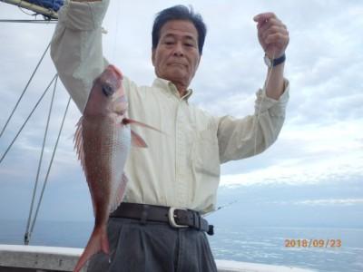 秀吉丸の2018年9月23日(日)2枚目の写真