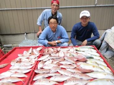 奥村釣船の2018年9月26日(水)1枚目の写真
