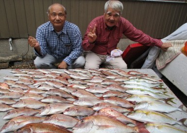 奥村釣船の2018年9月26日(水)2枚目の写真