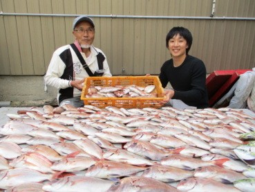 奥村釣船の2018年9月27日(木)1枚目の写真