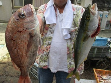 奥村釣船の2018年9月27日(木)2枚目の写真