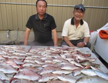奥村釣船の2018年9月28日(金)2枚目の写真