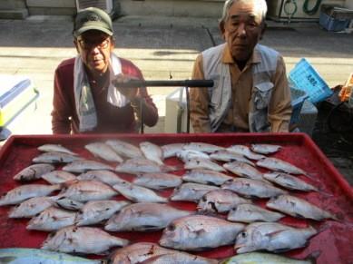 奥村釣船の2018年9月28日(金)3枚目の写真