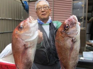 奥村釣船の2018年9月29日(土)1枚目の写真