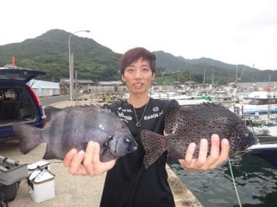 丸銀釣りセンターの2018年9月21日(金)1枚目の写真