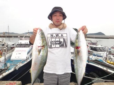 丸銀釣りセンターの2018年9月23日(日)2枚目の写真