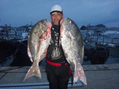 丸銀釣りセンターの2018年9月24日(月)1枚目の写真