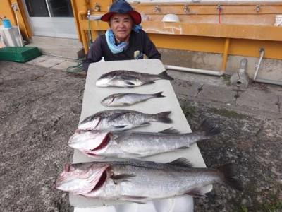丸銀釣りセンターの2018年9月26日(水)3枚目の写真