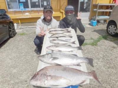 丸銀釣りセンターの2018年9月26日(水)4枚目の写真