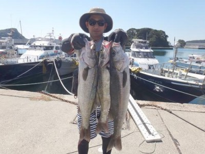 丸銀釣りセンターの2018年9月28日(金)2枚目の写真