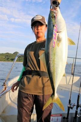 西岡遊漁の2018年9月22日(土)1枚目の写真
