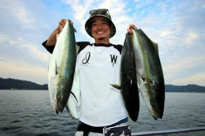 西岡遊漁の2018年9月23日(日)4枚目の写真