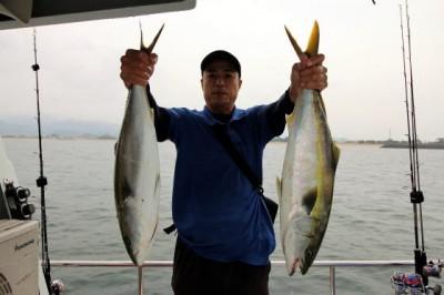 西岡遊漁の2018年9月24日(月)5枚目の写真