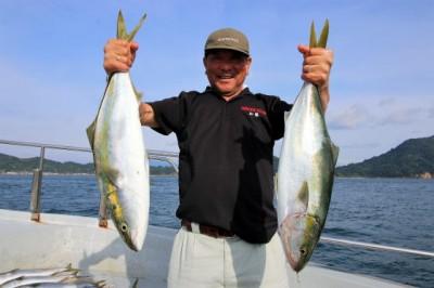 西岡遊漁の2018年9月25日(火)1枚目の写真