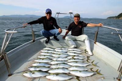 西岡遊漁の2018年9月25日(火)3枚目の写真