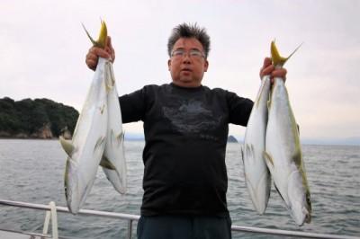 西岡遊漁の2018年9月26日(水)3枚目の写真