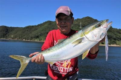 西岡遊漁の2018年9月27日(木)1枚目の写真