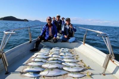 西岡遊漁の2018年9月27日(木)5枚目の写真