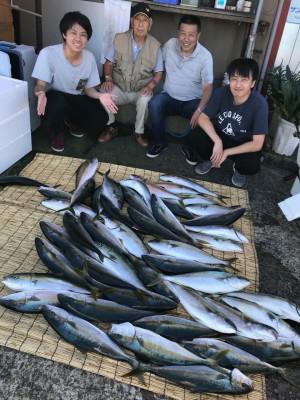 アラタニ釣具店の2018年10月8日(月)1枚目の写真