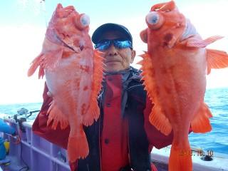 第十五隆栄丸の2018年10月10日(水)3枚目の写真