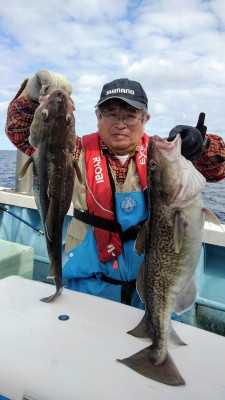 佐々木釣具店 平進丸の2018年10月14日(日)1枚目の写真
