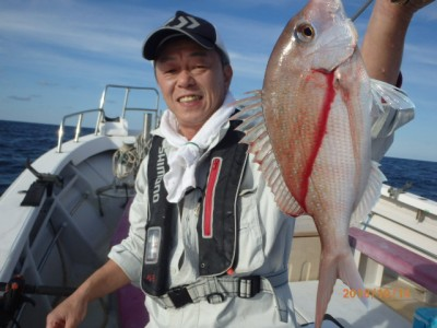 秀吉丸の2018年10月14日(日)3枚目の写真