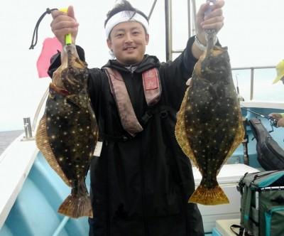 佐々木釣具店 平進丸の2018年10月15日(月)1枚目の写真