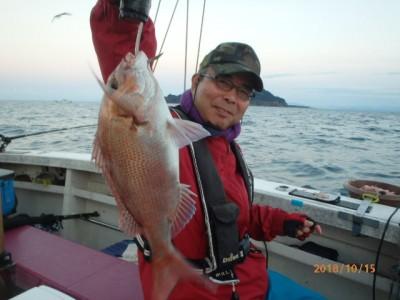 秀吉丸の2018年10月15日(月)5枚目の写真