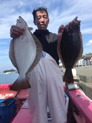 第八幸松丸の2018年10月17日(水)2枚目の写真