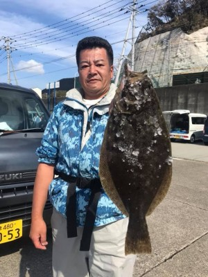 第八幸松丸の2018年10月17日(水)4枚目の写真