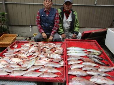 奥村釣船の2018年10月17日(水)2枚目の写真