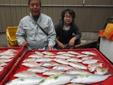 奥村釣船の2018年10月17日(水)3枚目の写真
