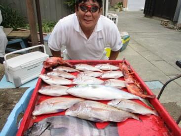 奥村釣船の2018年10月17日(水)4枚目の写真
