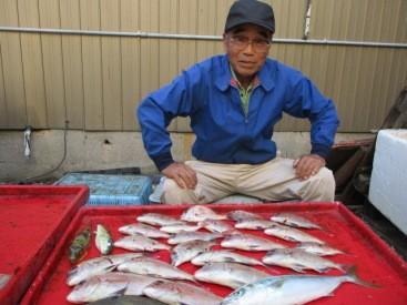 奥村釣船の2018年10月18日(木)5枚目の写真