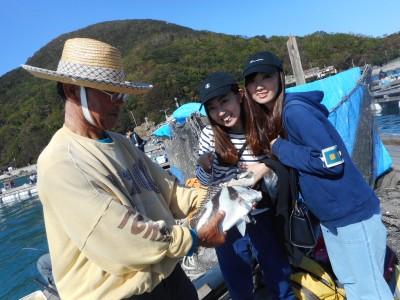 由良海つり公園&釣堀ランドの2018年10月21日(日)1枚目の写真