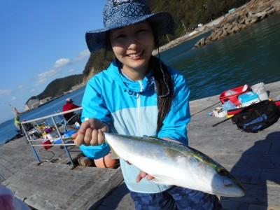 由良海つり公園&釣堀ランドの2018年10月21日(日)2枚目の写真