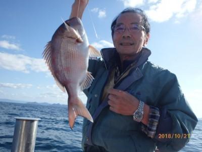 秀吉丸の2018年10月21日(日)1枚目の写真