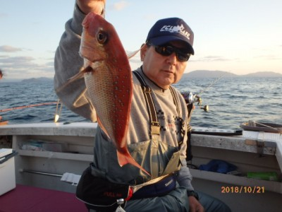 秀吉丸の2018年10月21日(日)3枚目の写真