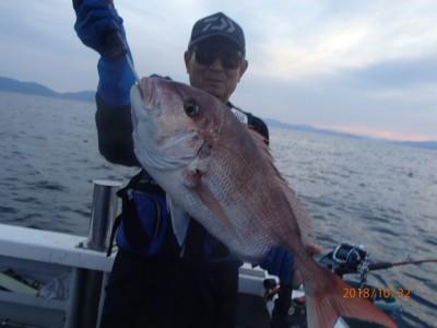 秀吉丸の2018年10月22日(月)5枚目の写真
