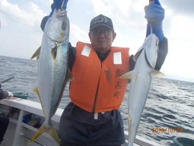 秀吉丸の2018年10月24日(水)2枚目の写真