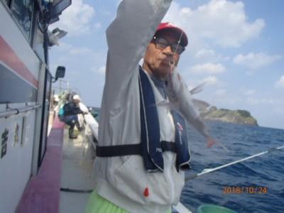 秀吉丸の2018年10月24日(水)4枚目の写真