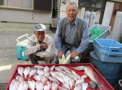 奥村釣船の2018年10月22日(月)2枚目の写真