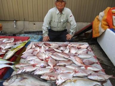 奥村釣船の2018年10月22日(月)3枚目の写真