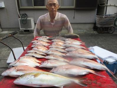奥村釣船の2018年10月23日(火)2枚目の写真