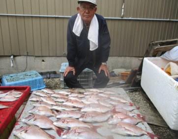 奥村釣船の2018年10月23日(火)4枚目の写真