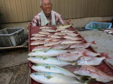 奥村釣船の2018年10月24日(水)2枚目の写真