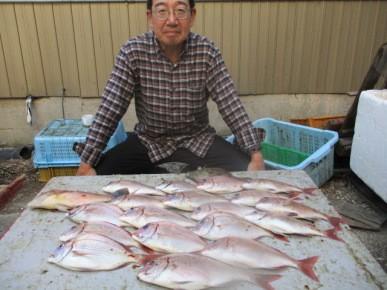奥村釣船の2018年10月24日(水)4枚目の写真