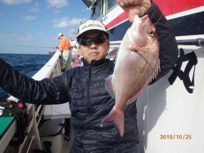 秀吉丸の2018年10月25日(木)1枚目の写真