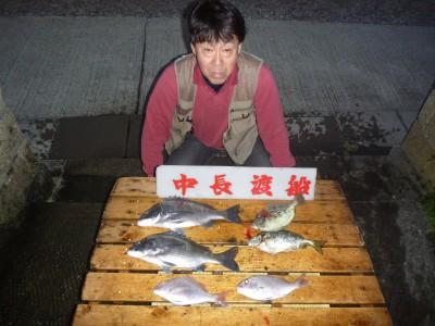 中長渡船の2018年10月26日(金)2枚目の写真